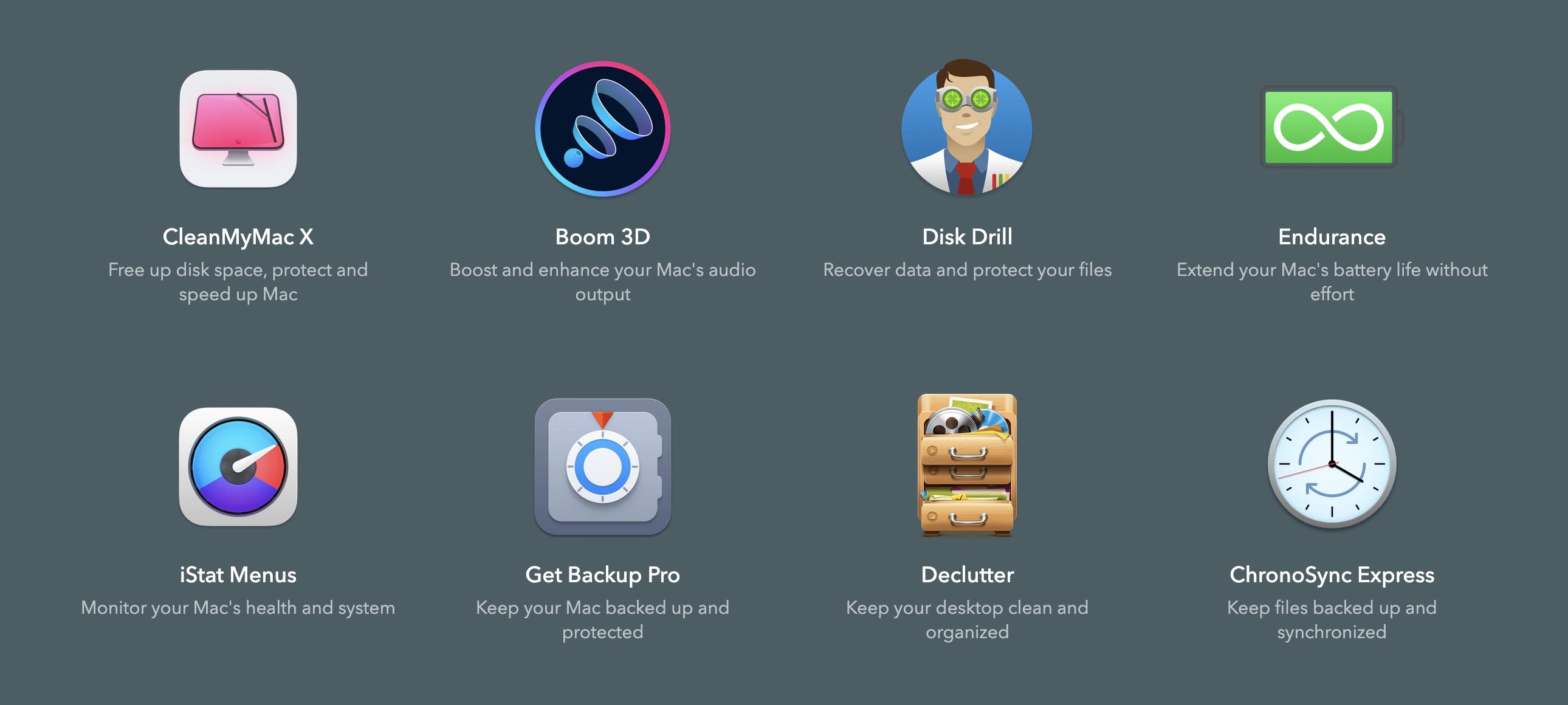 Setapp Apps